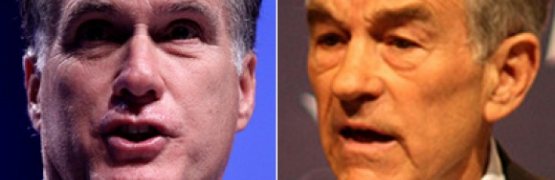 Are Ron Paul and Mitt Romney in Cahoots?