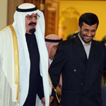 Does US Foreign Policy towards Iran come from the Saudis?