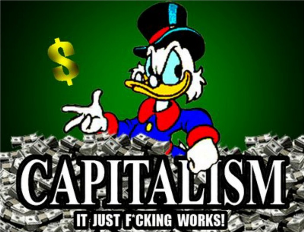 capatilism Watch: capitalism is failing, and it's time to panic as with the end of feudalism 500 years ago, capitalism's replacement by postcapitalism will be accelerated by external shocks and shaped by.