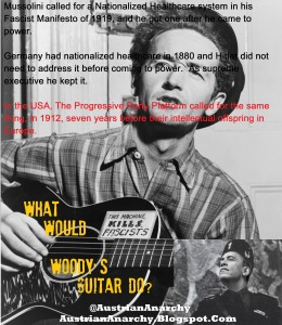 What would Woody's guitar do?