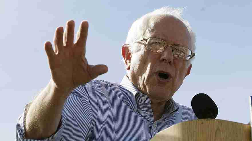 In Bernie Sanders' America, innovation doesn't exist
